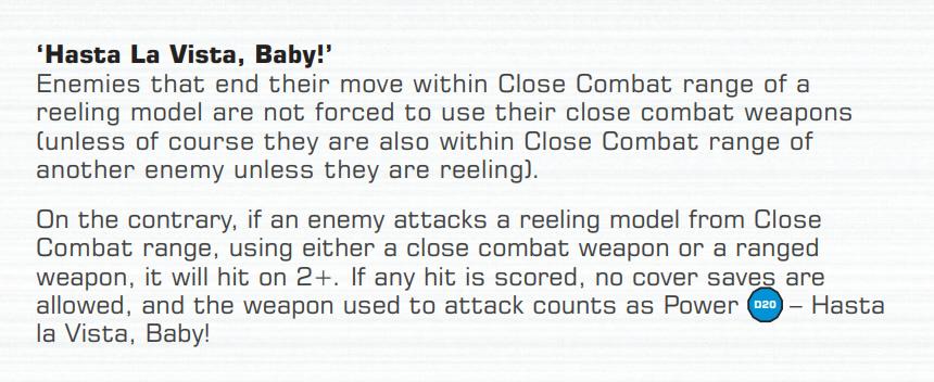 Terminator Regel