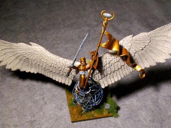 Asawa-Engel der Hoffnung
