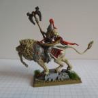 Hochelfenprinz auf Löwen
