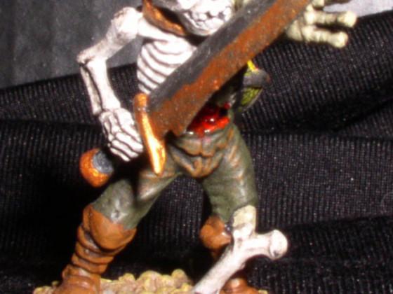 Zombie Champion - Eigenbau