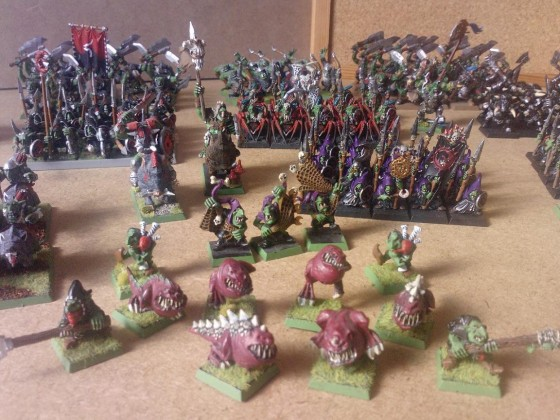 Meine Armeen