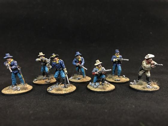 US-Kavallerie