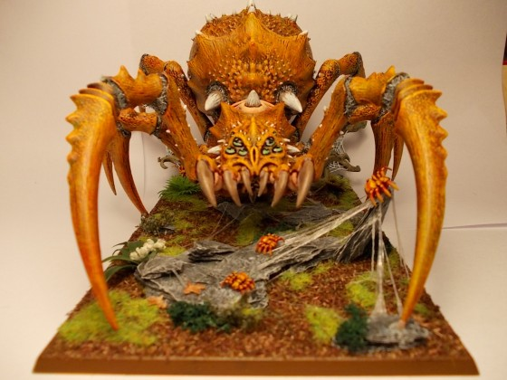 Arachnarok Front