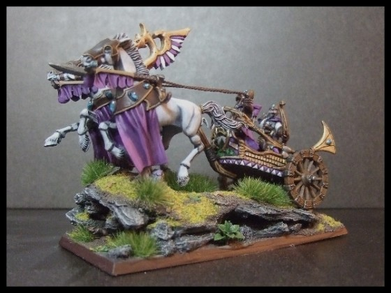 tiranoc-streitwagen
