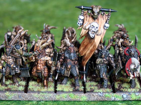 Tiermenschen - Söhne der Dreiäugigen Bestie (1)