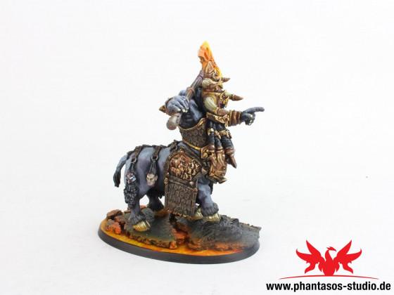 Bull Centaur Taur'ruk