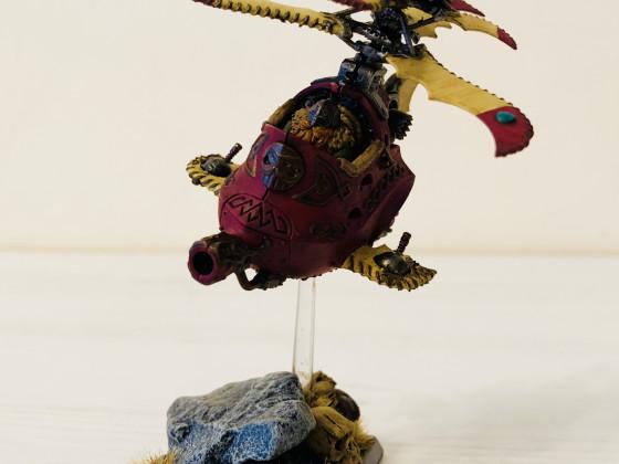Zwerge Gyrokopter