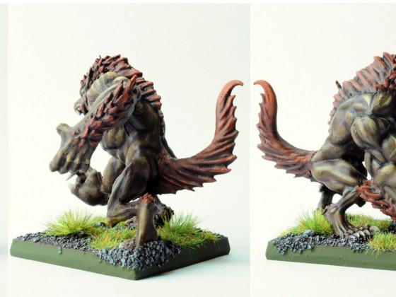 Werwolf (als Varghulf-Ersatz)