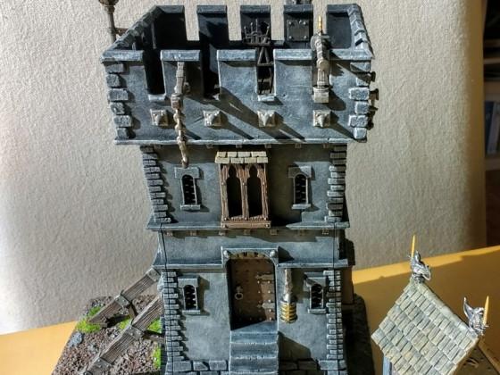 Wachturm von GW