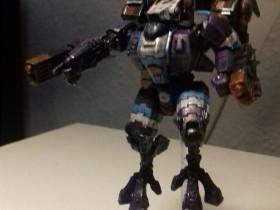Coldstar Commander