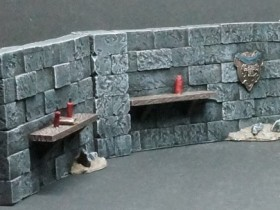 Dungeon Mauern