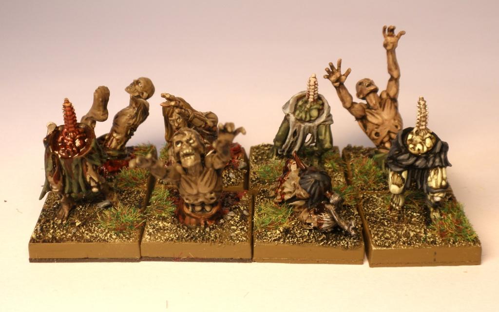 Zombies .... keine halben Sachen