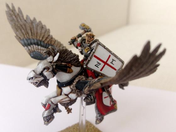 Kriegspriester auf Pegasus