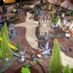 """Warpkometenjagd"" 3vs.3 Szenario beim Warhammer-Board-Treffen 2018"