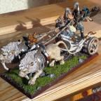 Löwenstreitwagen