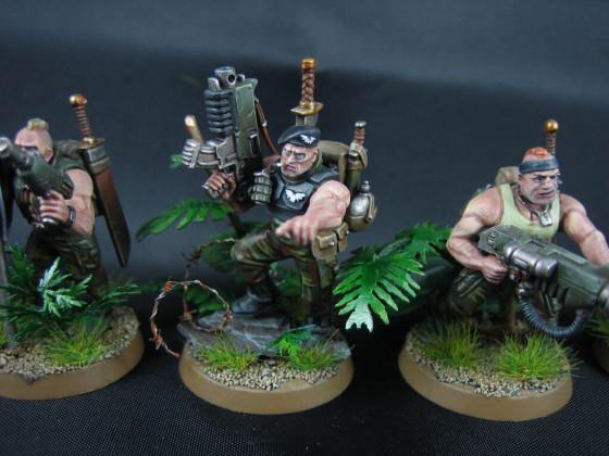 Kommandoabteilung der Imperialen Armee