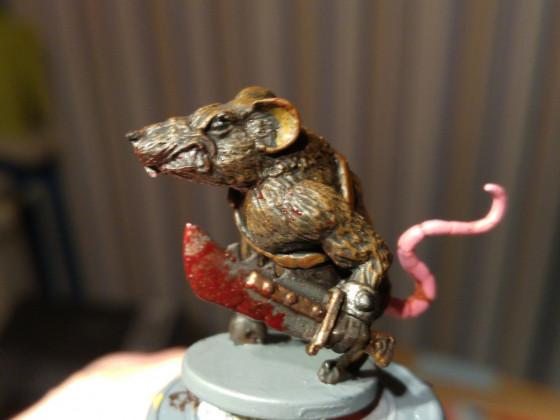 Mice and Mystics Rattenkrieger