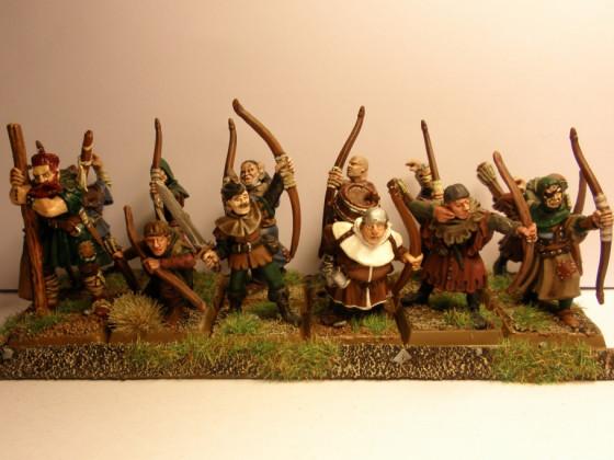 Bogenschützen 1