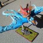 Frostphönix mit Charakter