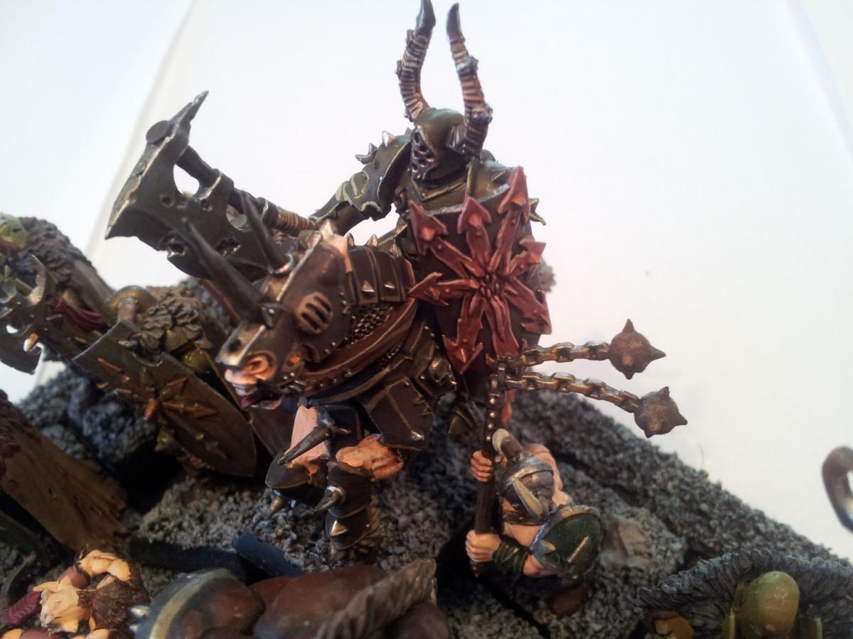 Nurgle Chaoskrieger