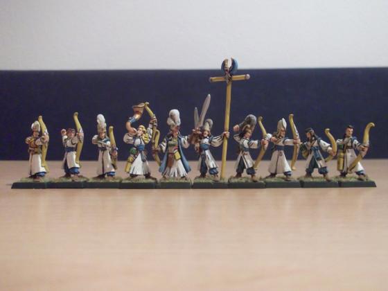 Hochelfen Bogenschützen 1998