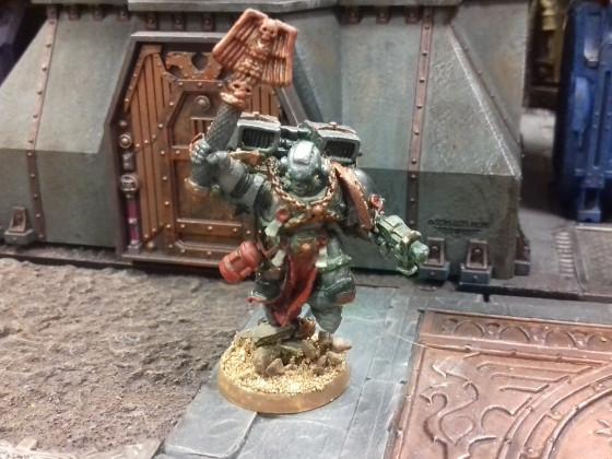 Ordenspriester der Doom Spectres