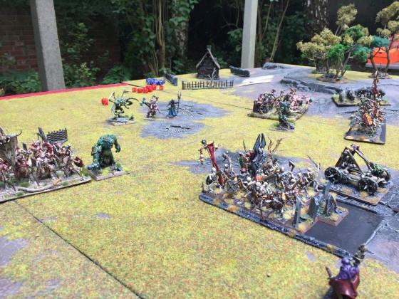 770 p Chaos vs. Gruftkönige - 2