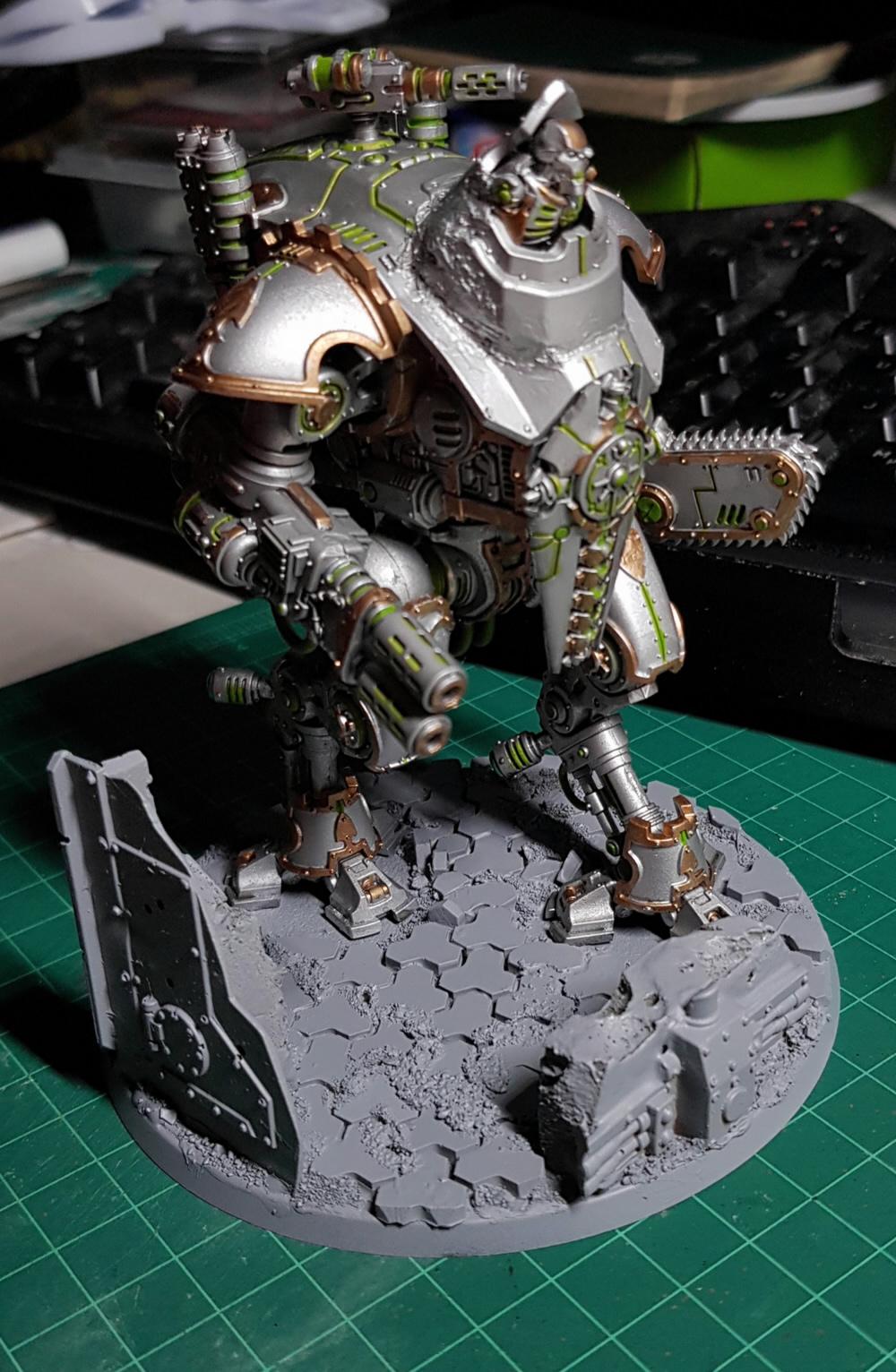 Necron Armiger