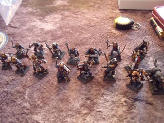 Die 13 Krieger des Wolfes - Meine Middenheimer