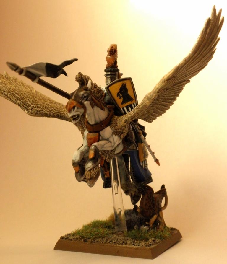 Bretonischer Pegasusritter 2