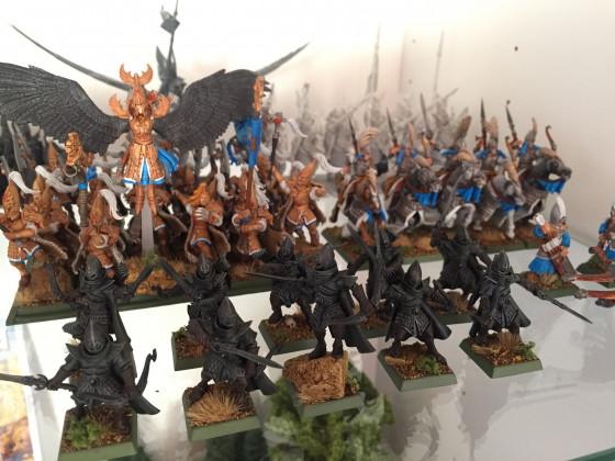 Hochelfen Armee