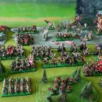 Komplette Tiermenschen Armee
