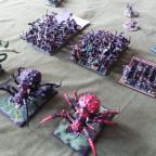 Der Mob auf dem Vormarsch