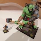 Great Green Idol(Rogue Idol)