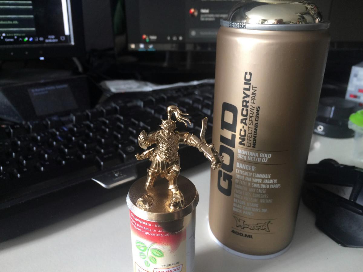 Gold-Chrome