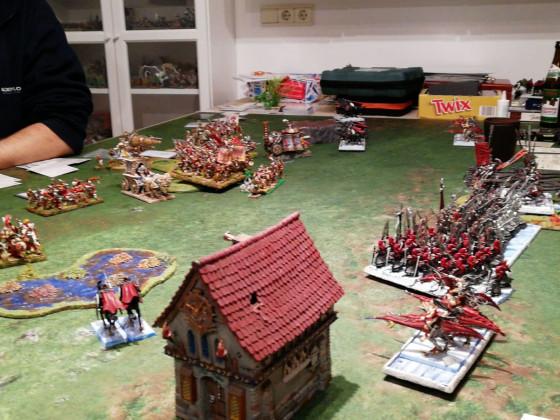 Schlacht DE1