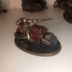 Space Marine outrider Gang 1