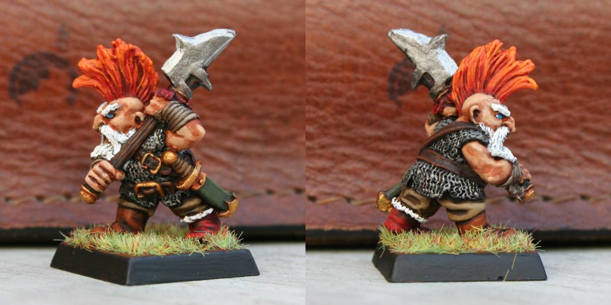 Kimril Giantslayer (Dwarf Lords of Legend)