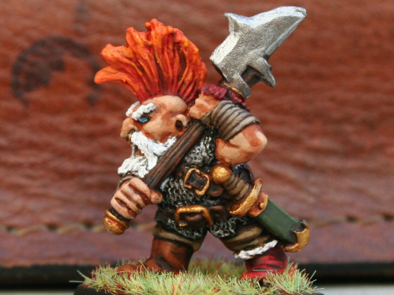 Kimril Giantslayer (Dwarf Lords of Legend)