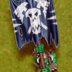 Ork Banner Front