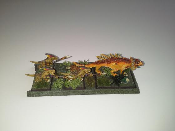 5. Salamander-Jagdrudel Rechts