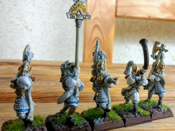 Zweitkommando für Lion Guard